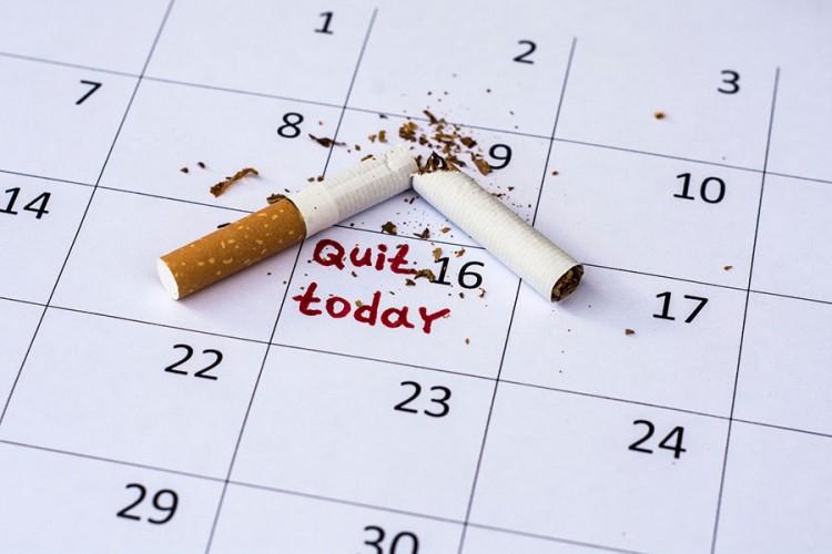 Pušenje ne bi trebalo da bude metod nošenja sa stresom